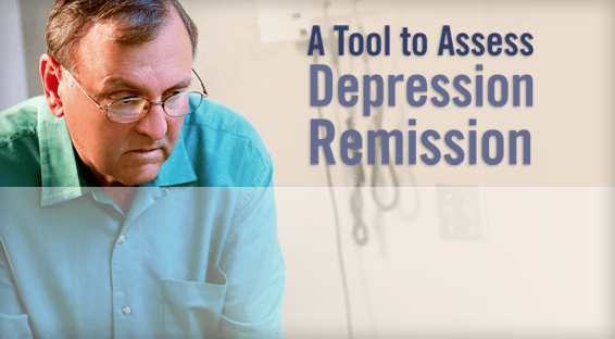 A Tool to Assess Depression Remission