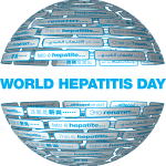 World Hepatitis Day logo