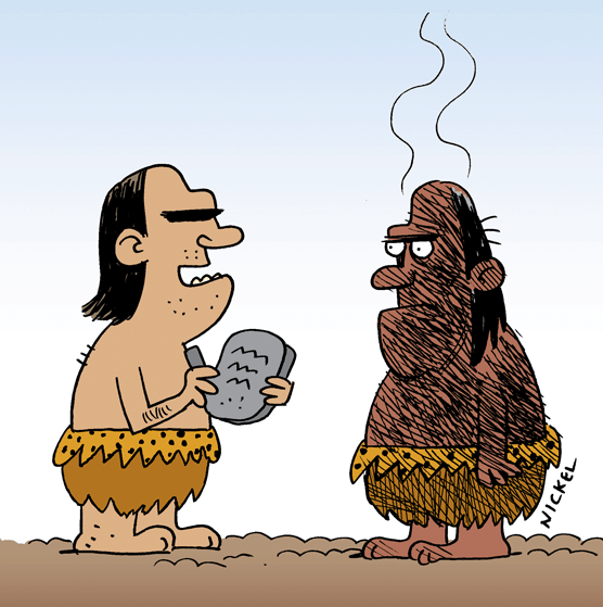 Caveman-Fire-Cartoon