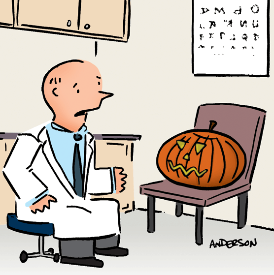 PumpkinCartoon