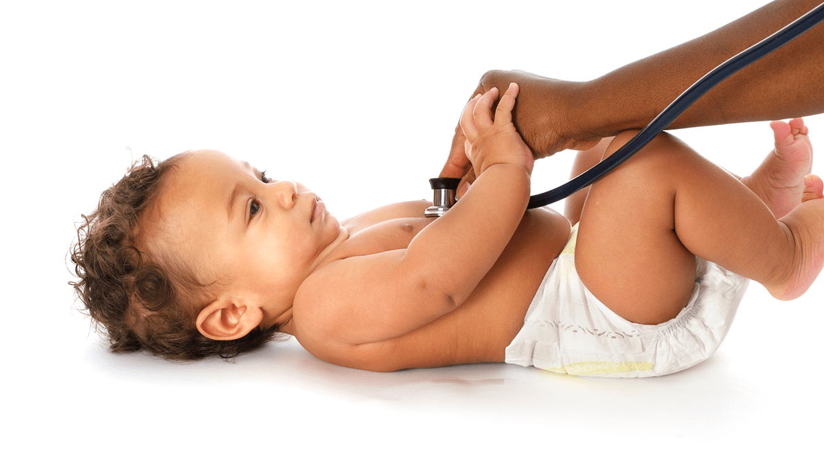 Vaccinating babies without vaccinating babies