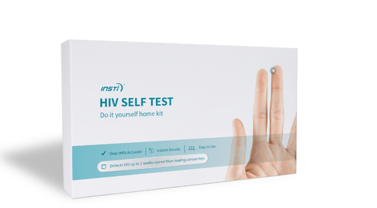 bioLytical Receives CE Mark for HIV Self-Testing Kit