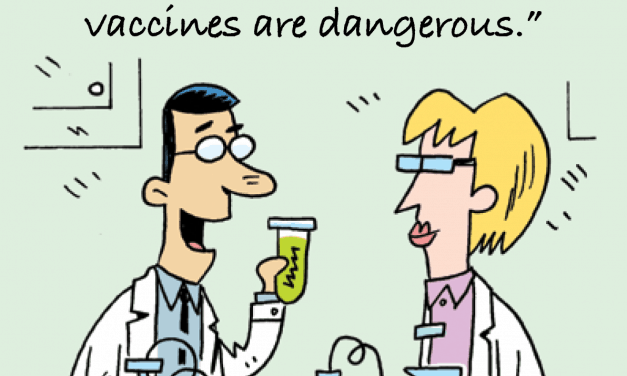 #PWChat Recap: Vaccines — The Twisted Serpent of Distrust
