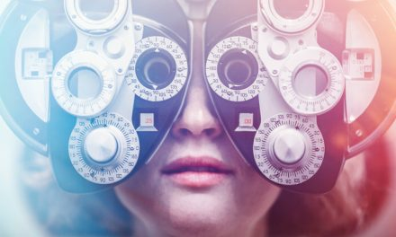 Lower Proportion of Inpatients With COVID-19 Wear Glasses