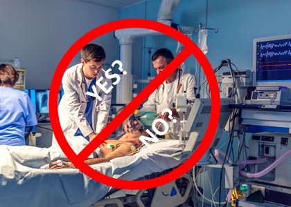 CPR in COVID-19 Patients Has a Low Survival Rate
