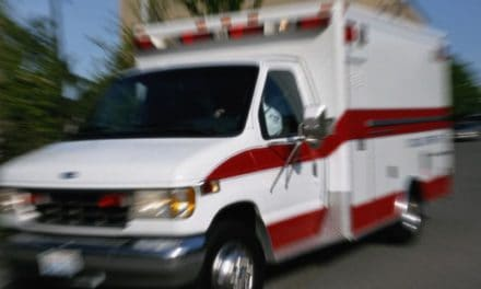 EMS Calls Down Early in COVID-19 Outbreak