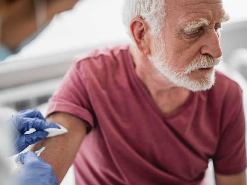 Covid-19: Age Not a Factor in Response to mRNA-1273 Vaccine