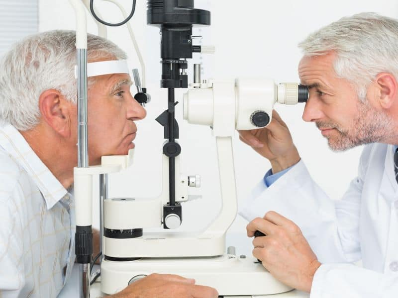 Disparities in Outpatient Ophthalmologic Care