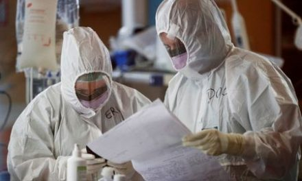 Italy's coronavirus deaths slow, offering glimmer of hope