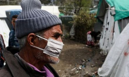 Greece quarantines second migrant camp after COVID-19 case confirmed