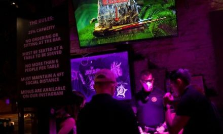 Deadly Mix: How Bars Are Fueling COVID-19 Outbreaks