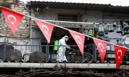 Turkey's fight against coronavirus fails to heal divisions, opponents say