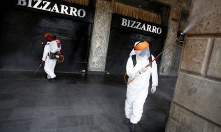 Mexico enters most serious 'Phase 3' spread of coronavirus epidemic
