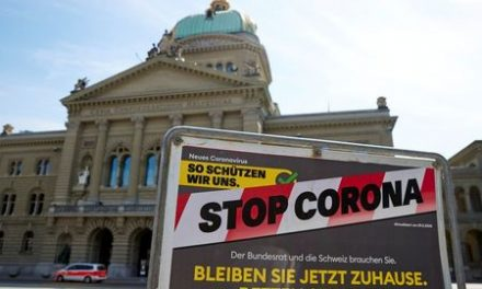 Coronavirus crisis could push Swiss budget deficit to 6% of GDP