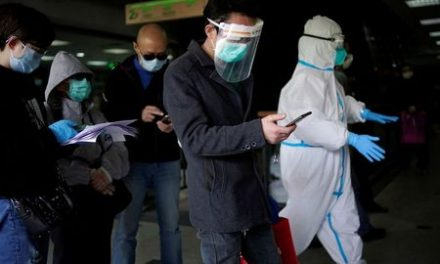 Three negatives and a positive: problems with coronavirus tests in China