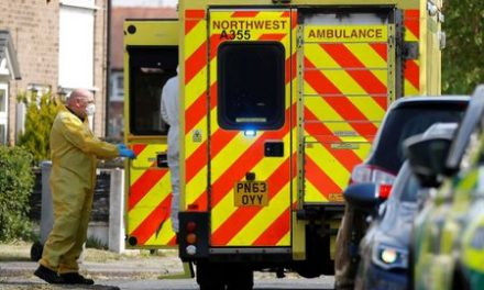 England's COVID-19 hospital death toll rises to 16,786: health service
